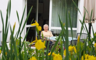 Seniorenwohnen