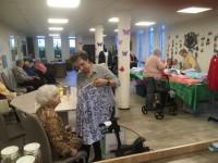 Modenschau Senioren